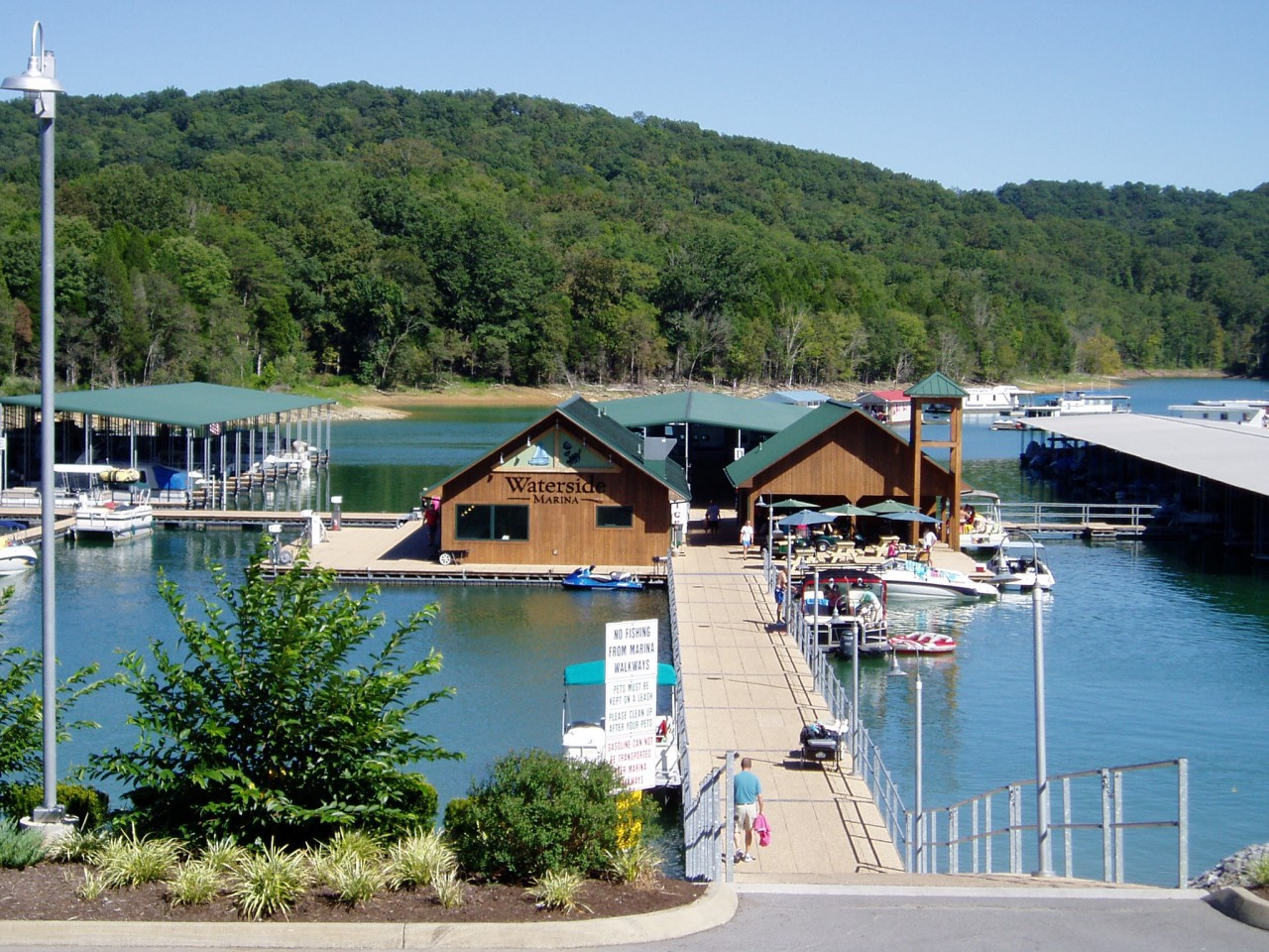 Waterside marina norris lake for Norris lake fishing