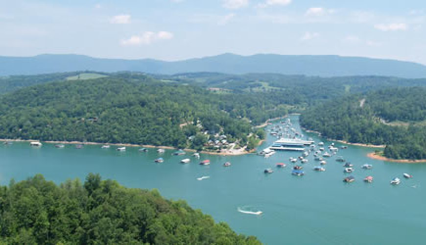 Flat hollow marina norris lake for Norris lake fishing